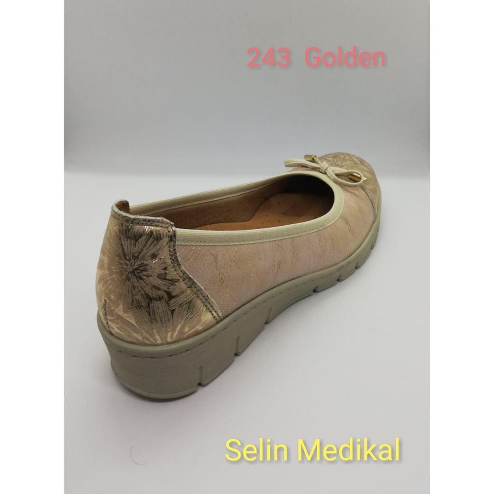 243 GOLDEN HAKİKİ DERİ ORTOPEDİK COMFORT