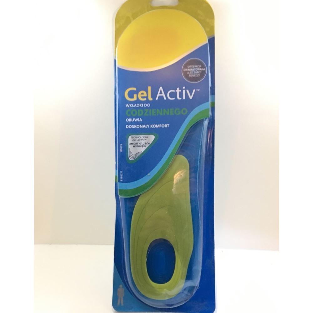 ACTIVE 3D JEL TABANLIK