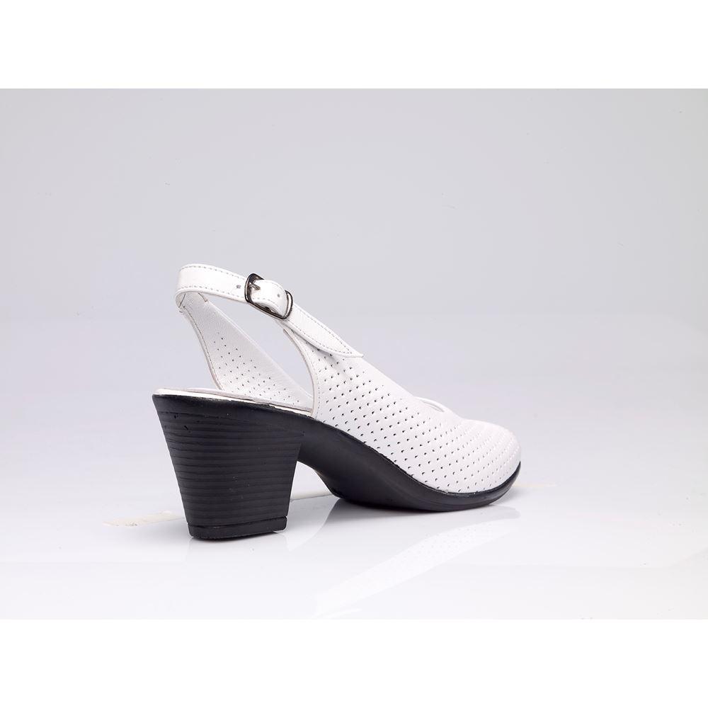 KINS BEYAZ Yazlık Ayakkabı